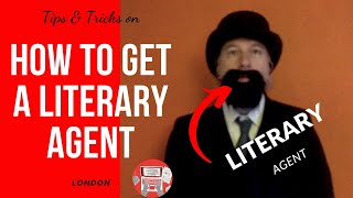 Tips &amp Tricks to Finding a LITERARY AGENT