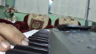 Christina Perri - A Thousand Years ( Keyboard Cover )