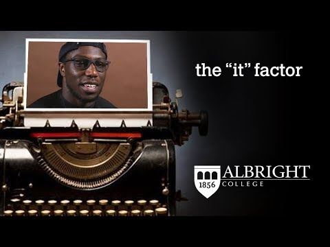 "The ""It\"" Factor 