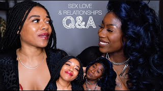 SEX+RELATIONSHIP Q&A ADVICE!