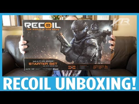 Recoil Starter Set Unboxing