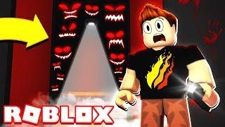 PLAYING THE SCARIEST GAME IN ROBLOX!