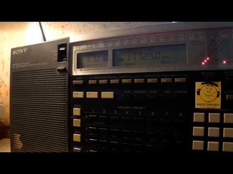 04 10 2016 Radio New Zealand International in English to Pacific 0630 on 11725 Rangitaiki