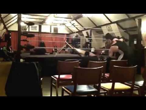 FTW:UK Full Throttle Wrestling Fight Time