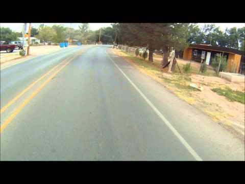Streets of San Elizario TX