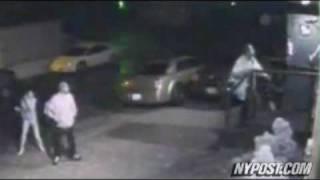 Surveillance Camera Captures Wild Shootout at Route 66 Bar in Toledo, Ohio   New York Post