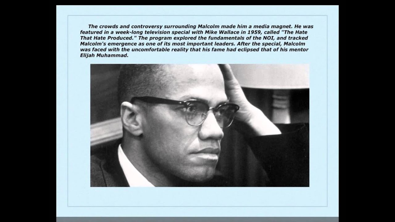the life and work of malcolm x 1-sentence-summary: the autobiography of malcolm x chronicles the life and work of one of the most influential members of the civil rights movement in the united states.