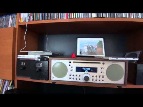 Tivoli Audio Music System pitää häiritsevää ääntä