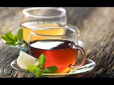 HOW TO MAKE DESI BLACK LEMON TEA