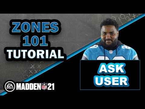Understanding Zones in Madden 21!