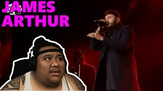 James Arthur - Into You/Ignition (Live) [MUSIC REACTION]