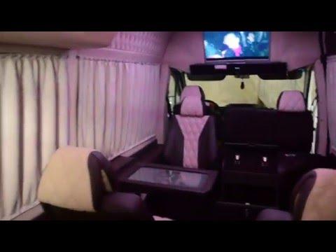 видео: Обшивка vip, Перетяжка Микроавтобуса, Обшивка Микроавтобуса  ЛЮКС