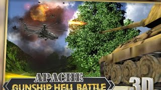 Apache Gunship Heli Battle 3D - Gameplay Video
