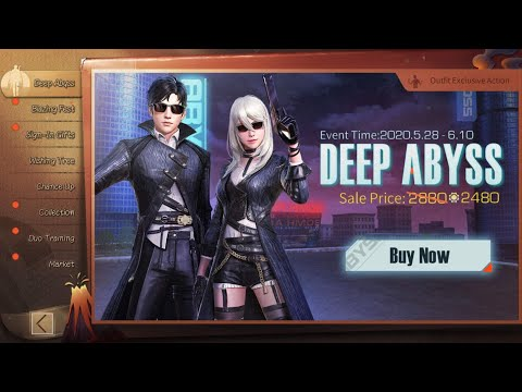 Deep Abyss May 2020, Music Box | LifeAfter | Free Play