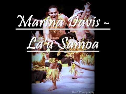 Marina Davis - La'u Samoa