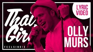 Olly Murs - That Girl [Lyric Video]