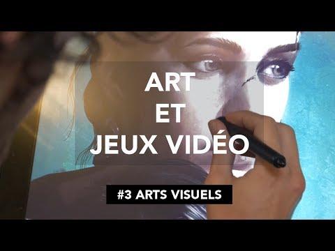 [Documentaire] Art et Jeux Vidéo - Épisode 3 : Arts Visuels