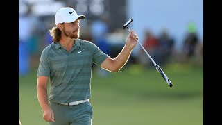 British star Tommy Fleetwood is focused on a first PGA Tour victory come Sunday at PGA National