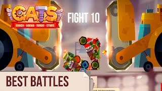 C.A.T.S. — Best Battles #74