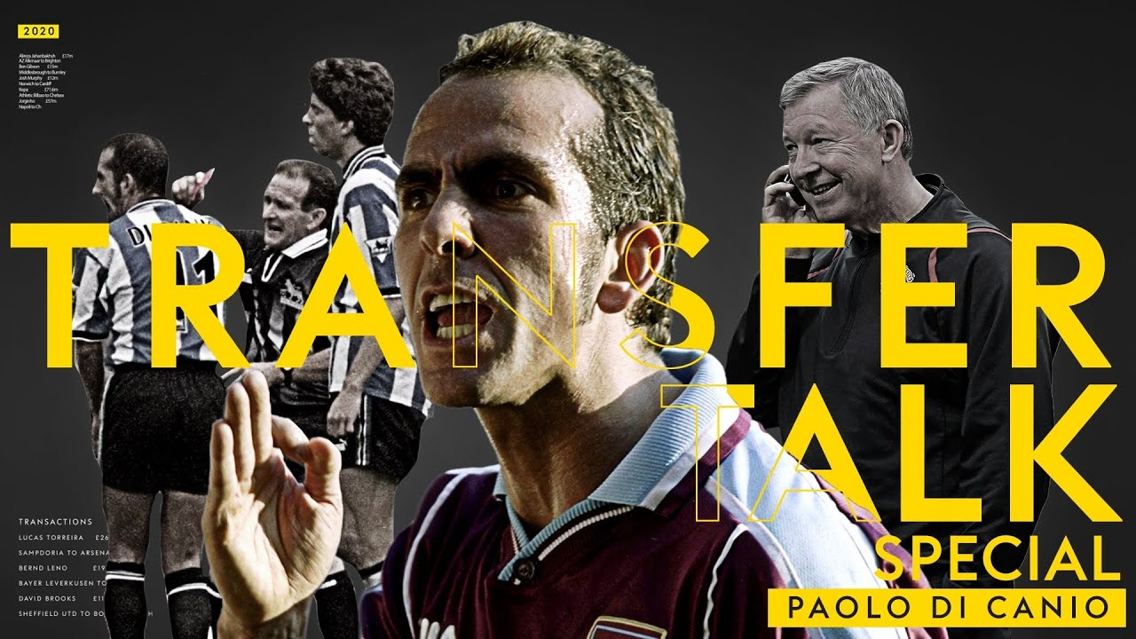 Paolo Di Canio on turning down Sir Alex on Xmas day, regret over ref push & his West Ham exit anger