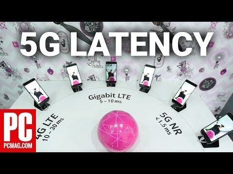 Inside T-Mobile's 5G Network: What Does Latency Actually Mean?