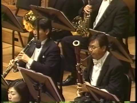 PIOTR BORKOWSKI conducts L. van BEETHOVEN - PIANO CONCERTO No 5 - 2nd movement