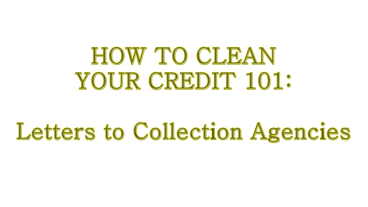 how to pay less to collection agencies