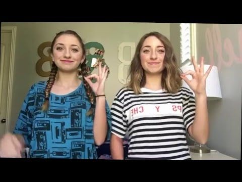 Brooklyn and Bailey  musical.ly  Rody Channel