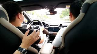 TEST DRIVE : FERRARI GTC4 LUSSO BANGKOK