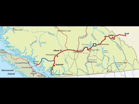 Third Crossing Society - Powell River to Squamish Highway