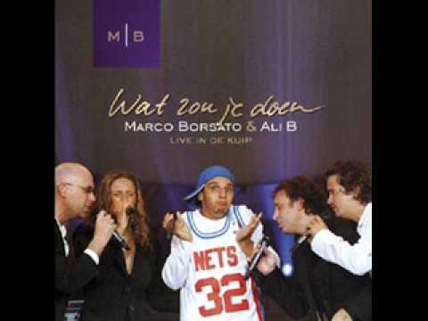 Marco Borsato/ Ali B- karaoke/instrumentaal-Wat zou je doen