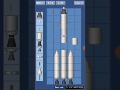Space flight simulator Moon landing tutorial