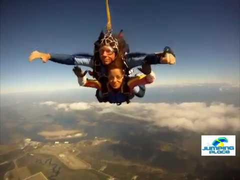Courtney Bell Skydiving in Jacksonville, Florida