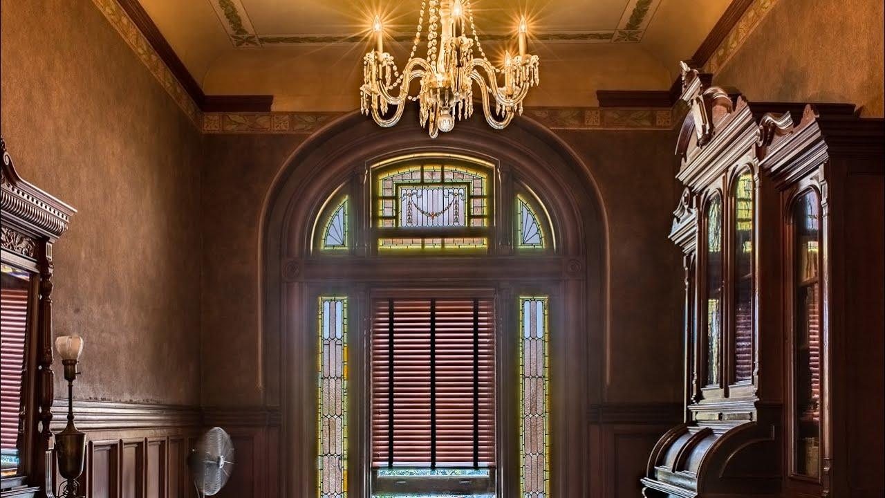 Blinds.com Joins Restoration Of 1892 Bishopu0027s Palace   Galveston, TX