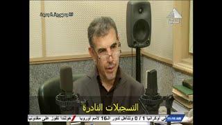حديث تليفزيونى من داخل أستوديو الهواء بإذاعة القرآن // رضا عبد السلام