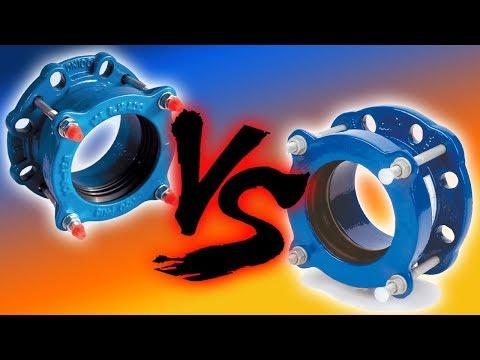 Выбор фланцевого адаптера ( ПФРК ) для установки крана , задвижки или присоединения фланца
