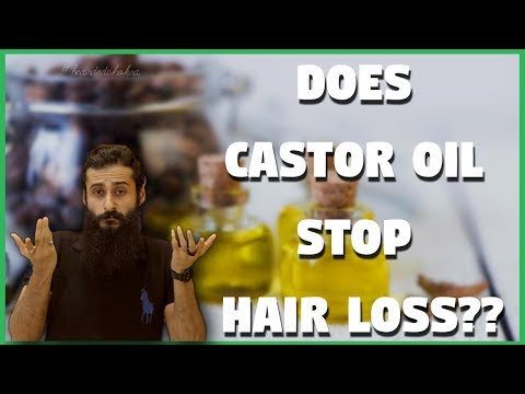 Castor Oil To Increase Hair Growth & Prevent Hair Loss - The Truth | Bearded Chokra
