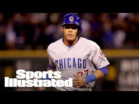 MLB To Investigate Abuse Allegation Against Cubs' Addison Russell | SI Wire | Sports Illustrated