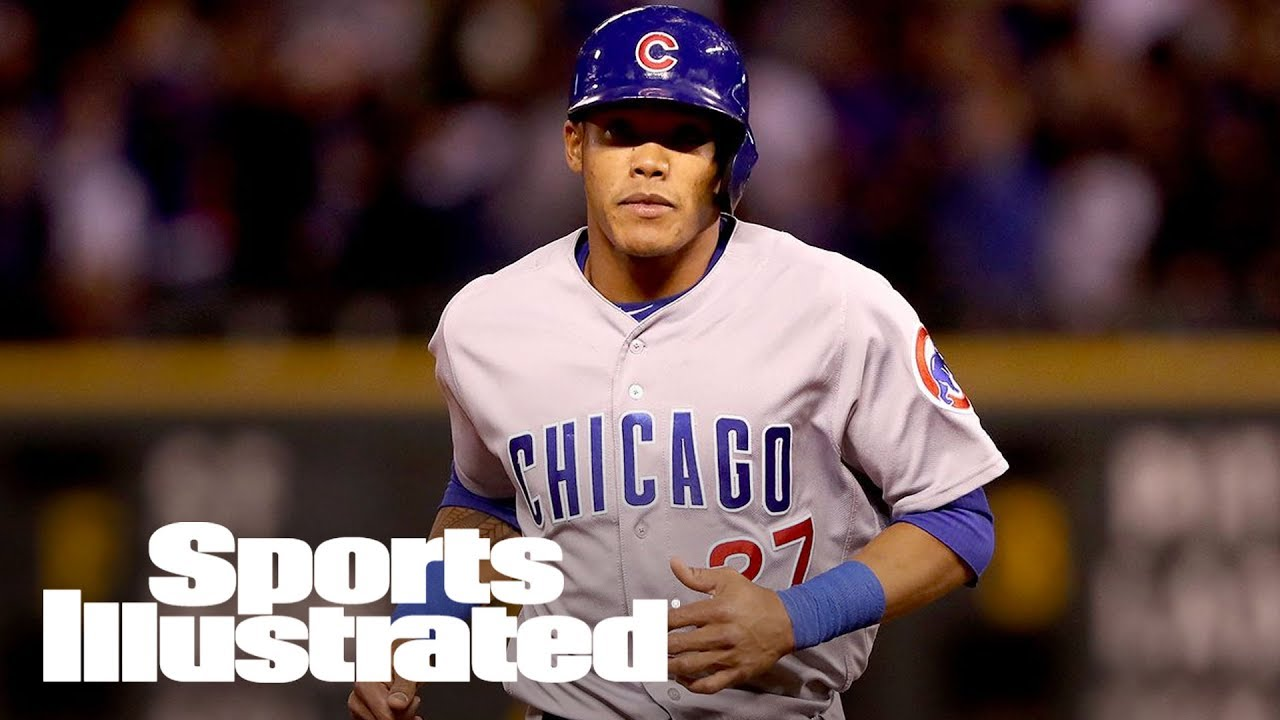 MLB investigating Cubs' Addison Russell after domestic violence claim surfaces ...
