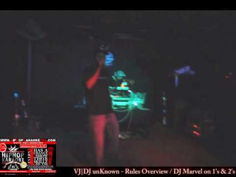 VJ|DJ unknown - Explains the Free-Style Edition Rules - 07.24.10 - Tempe AZ