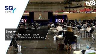SQY Mag : la nouvelle gouvernance de Saint-Quentin-en-Yvelines