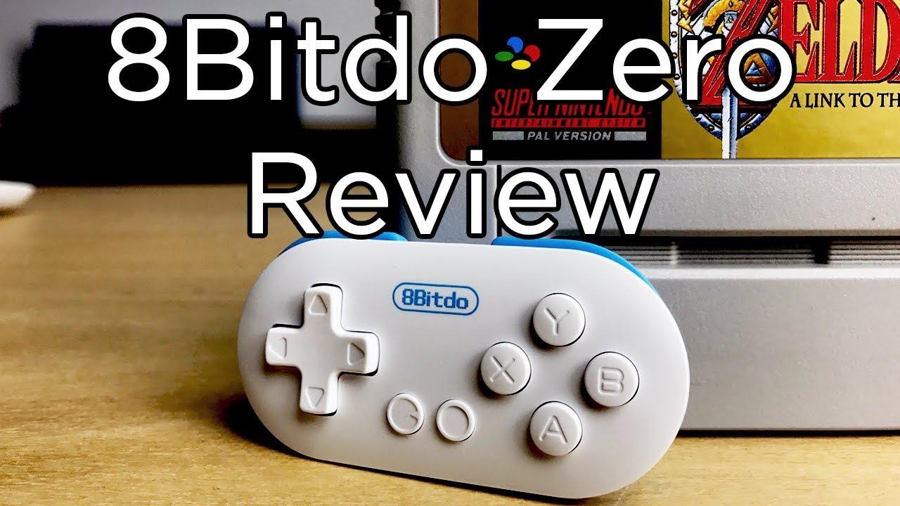 8BitDo Zero Controller Review