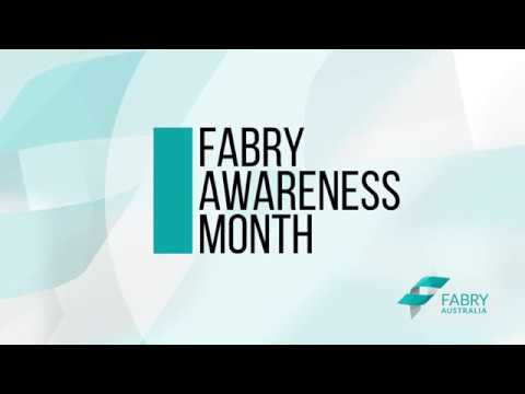 Fabry Australia Awareness Video 2018