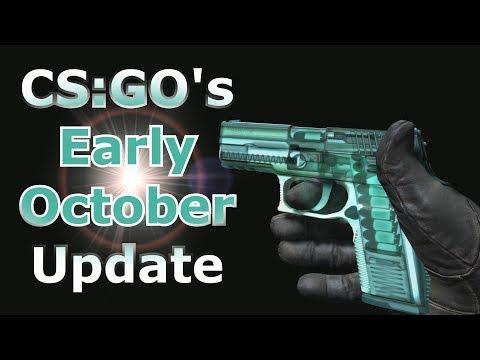 CS:GO's Early October