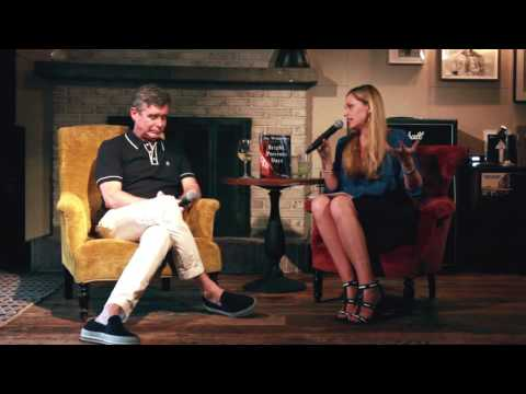 Jay McInerney at the Soho House