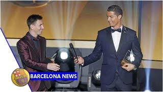 Messi challenges Cristiano Ronaldo for the Ballon d'Or- news now