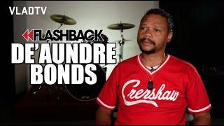 De'Aundre Bonds Regrets Agreeing to