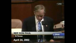 Ron Paul - Predictions in Due Time (Original)