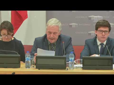 Intervention commission des affaires européennes