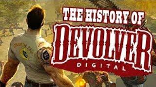 Maddyson пресс-конференция Devolver Digital E3 2017 (12/6/17)
